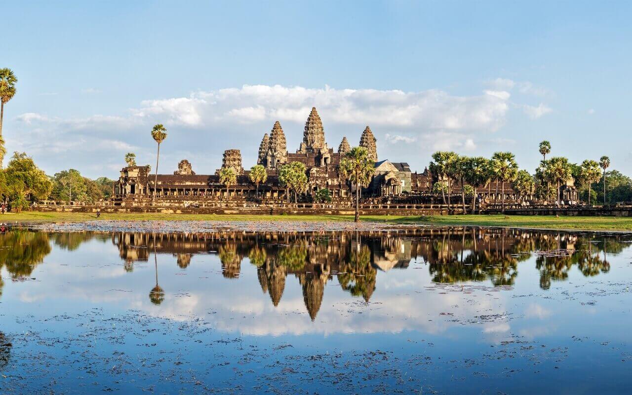 Cambodia-temple