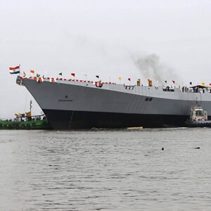 INS-Visakhapatnam-at-launch