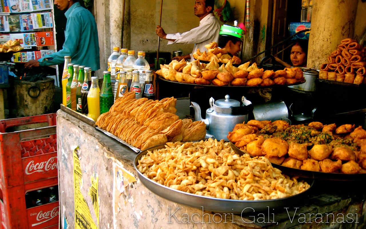 Kachori-Gali-Varanasi