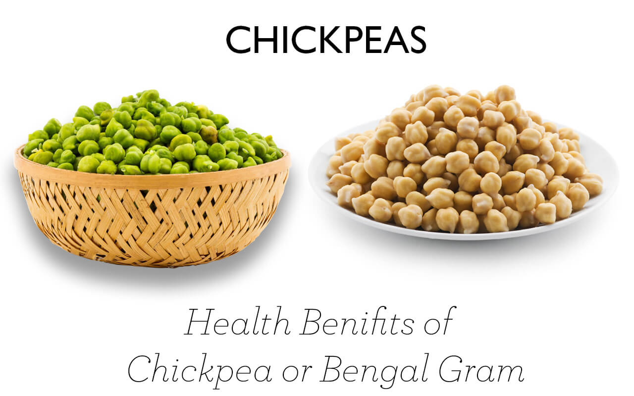 Health benefit of Chickpea