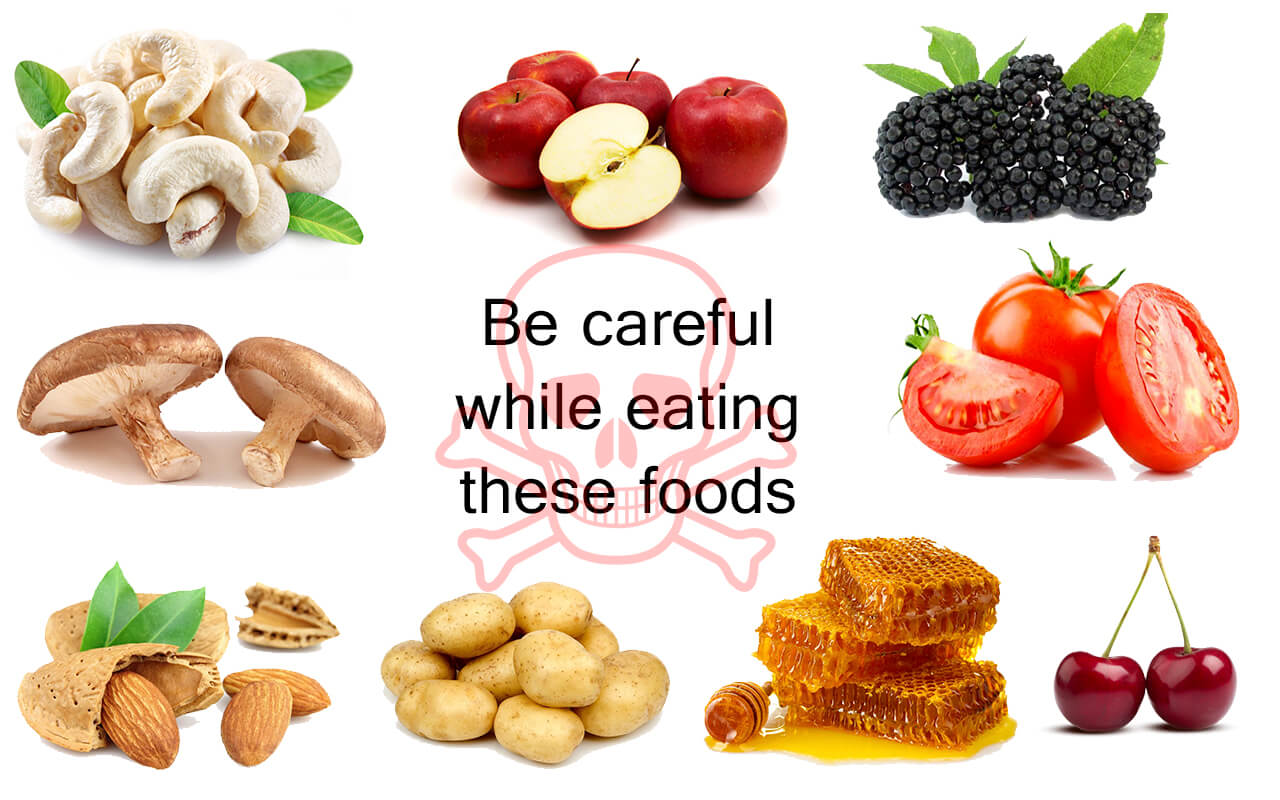 Be careful while eating these foods