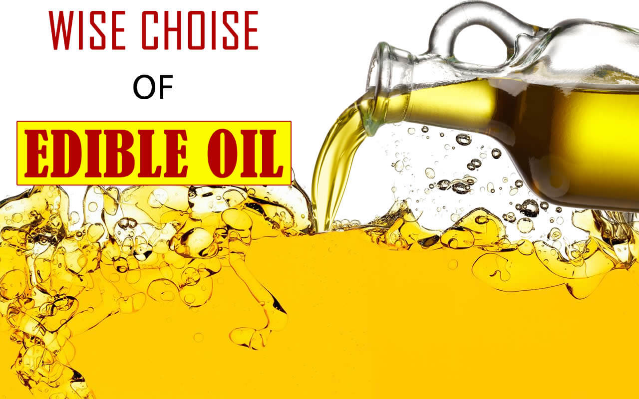 healthy Cooking Oils that we should use