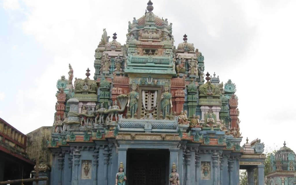 Ashtalakshmi-temple-Hyderabad