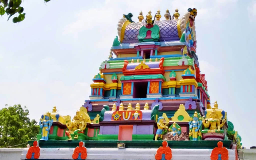 Chilkur-Balaji-Temple-Hyderabad
