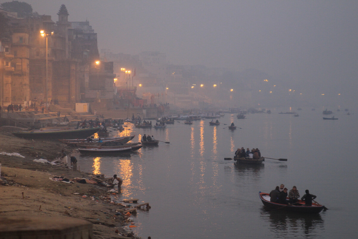 Holy City Varanasi