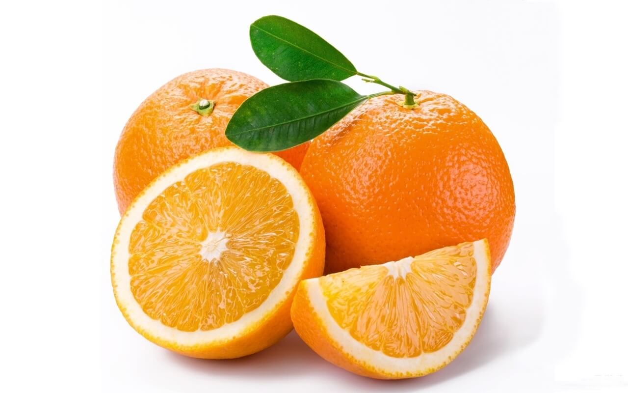 oranges A fruits to eat this summer