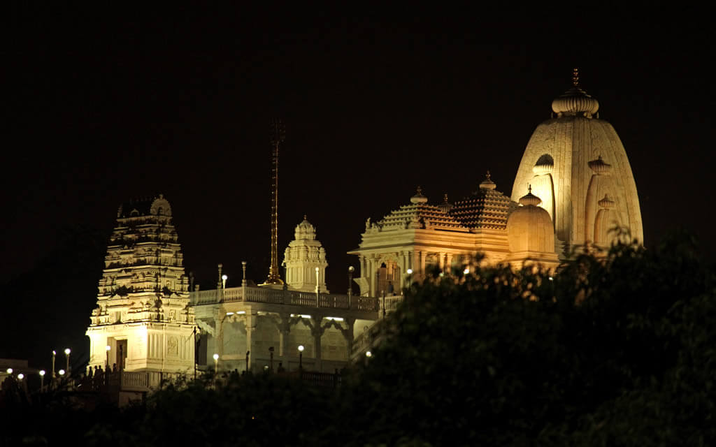 A Rendezvous With The Exquisite Temples Of Hyderabad